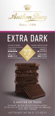 Extra Dark Chocolate 77%