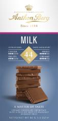 Milk Chocolate 44%